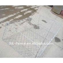 gabion mesh box rede de arame hexagonal