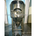 Commercial Brewery 1000 Liter Conical Fermenter For Hotel Beer Brewing Equipment