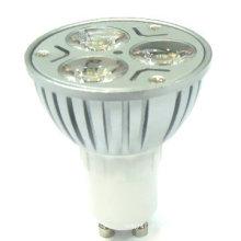 Alto poder E27 GU10 GU5.3 MR16 24v 12v 3w luz solar do jardim