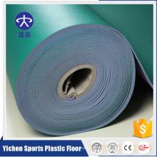 eco-friendly PVC sports flooring for badminton court floor