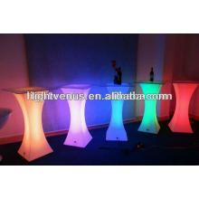 Light up nightclub furniture for decoration