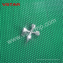 Pièces de usinage de rotation de commande numérique par ordinateur pour les pièces de rechange de haute précision d'industrie électronique Vst-0902