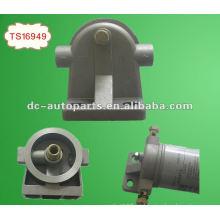 Tapa del filtro de combustible diesel fundido a presión de aluminio con la ejecución experimental solicitada para Mann No.:WDK724
