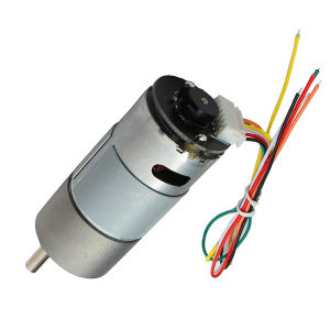 12V Motor Electric Motor With Gear Reduction