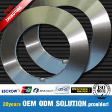 Coupeurs de disque de métal de précision rotatoire