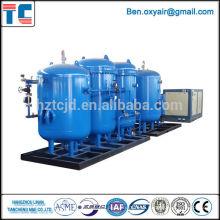 Equipo de fabricación de oxígeno para el agente