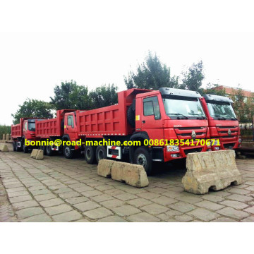 Camion benne basculante Sinotruck HOWO 338hp 6X4