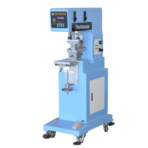 china single colour pad printing machine logo printer manufacturers