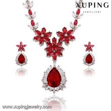 set-20- xuping beautiful luxury jewelry set china wholesale