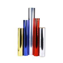 Цветная металлизированная Пэт-пленка/покрытие после металлизированная на одной стороне