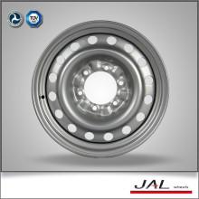16 pulgadas de rueda de coche rueda de acero de la llanta