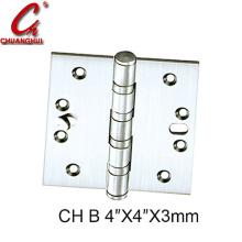 Möbel-Hardware-Zusätze überzogenes Eisen-Scharnier