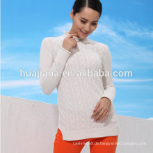 Frauen 30% Cashmere Blended Sweater