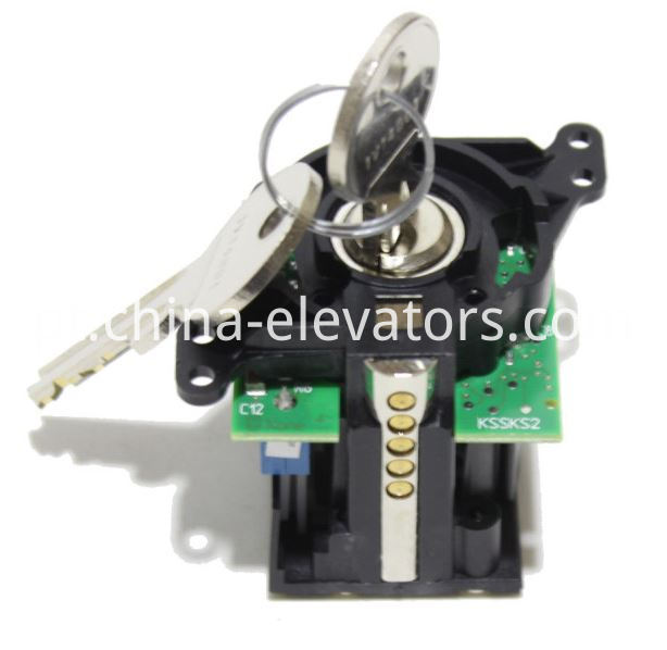 Key Switch for KONE Elevator COP KM804250G10