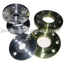 DIN A105 Carbon Stahlflansch (flach / blind / Schweißansatz / Slip-on)