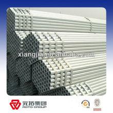 BS1139 fabricante de tubos de acero galvanizado de 1/2 pulgada