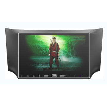 Yessun 10,2 pouces Android voiture DVD GPS pour Nissan Sylphy