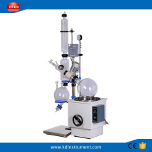 20L+Lab+Large+Vacuum+Glass+Distillation+Rotary+Evaporator