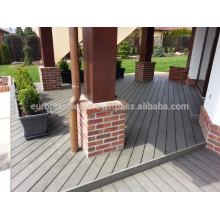 Composite decking for swimming pool, garden, outdoor
