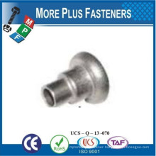 Made In Taiwan Shoulder Rivet Stainless Steel Solid Rivets SUS304 Solid Shoulder Two Shoulder Rivet