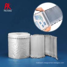 110cm width air column inflatable bubble bag pack packaging air column roll sheet