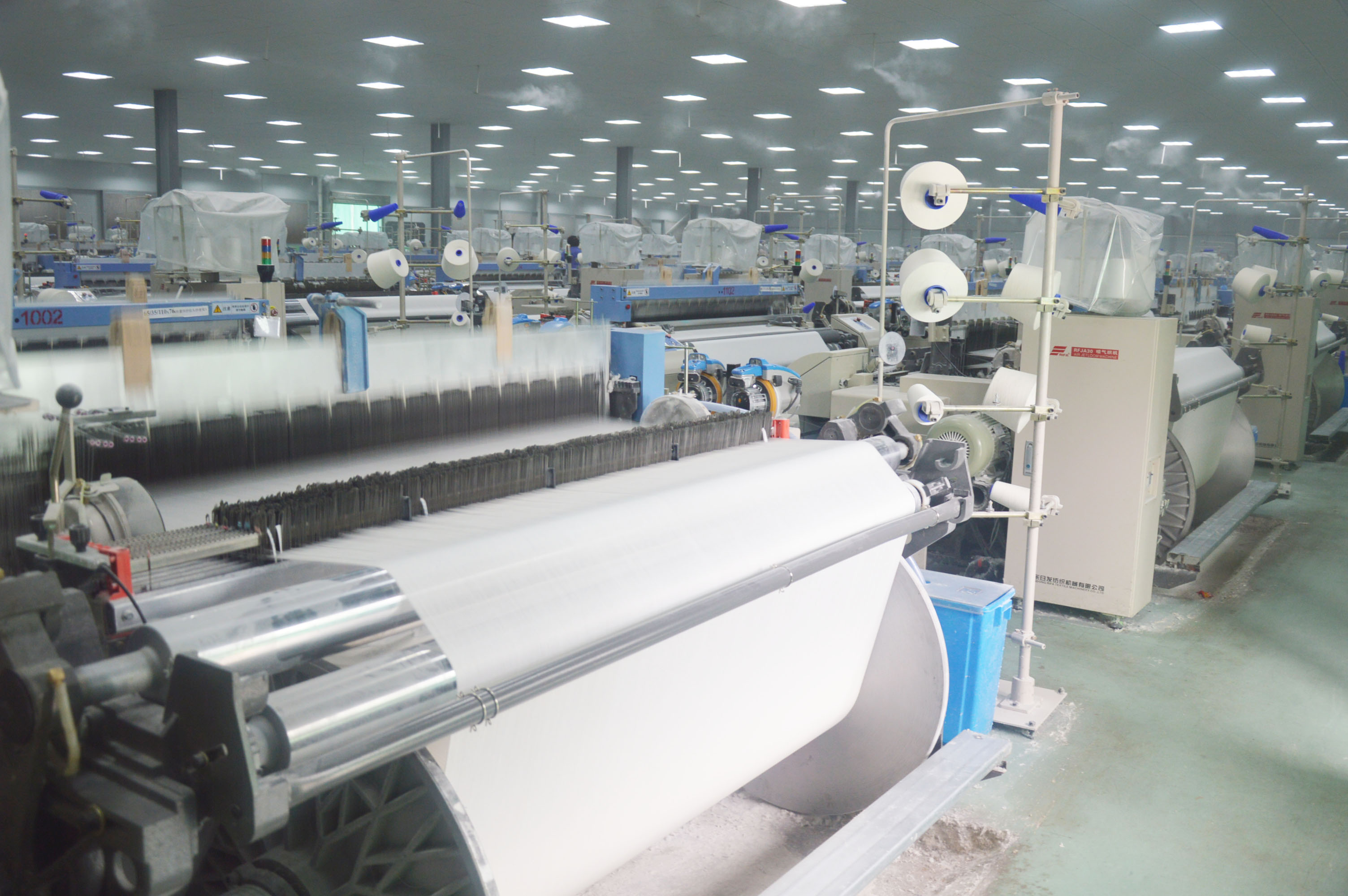 Air-jet Loom TC Fabric