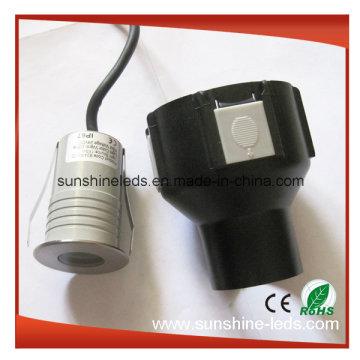 316# IP67 Stainless 3W LED Inground Underground Light