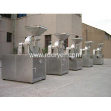 Resin powder high speed air - cooled grinder