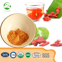 China certificate organic factory supply wolfberry extract,organic goji berry extract