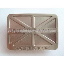 Chaussures métalliques en métal de haute qualité avec vente logo personnalisée avec prix affactory