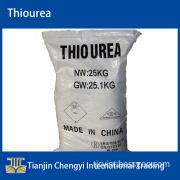 Good quality thiourea price uses