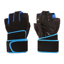 Best Price Custom half finger weight lifting gloves