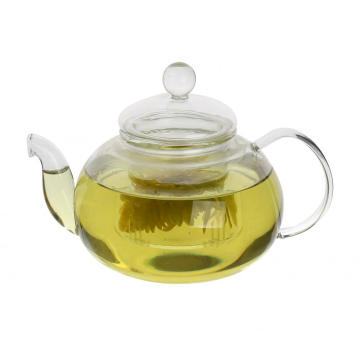 High Quality Industrial Factory for Glass Tea Kettle Large Glass Teapot With Infuser Best Teaware export to Montserrat Suppliers