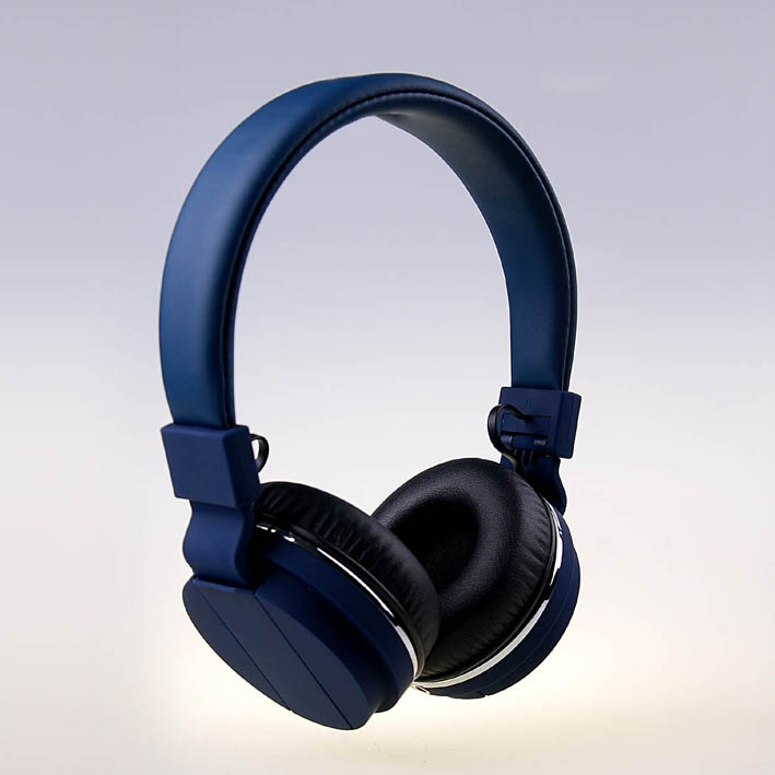 wired cell phone headset with microphone