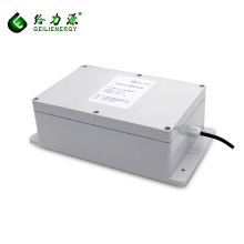 OEM/ODM Custom long life rechargeable deep cycle 30A lithium ion 12v 100ah solar battery