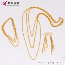 63617 New Fashion haute qualité gracieuse Royal Women's Set de bijoux