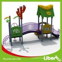 Parc d'attractions de Wenzhou Type de terrain de jeu intérieur et matériel de terrain de jeux en plastique Équipement d'aire de jeux pour enfants