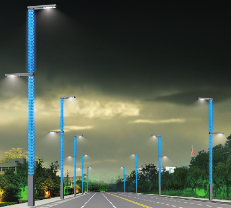 Dream LED street lamp