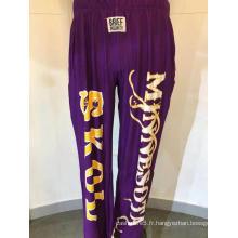 Pantalon long à impression de positionnement pour hommes