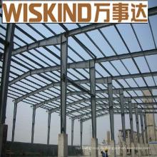 Wiskind Здание Мастерской Стальной Структуры Рамки Стальной Пакгауз