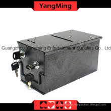Portable Dedicated Iron Coin Box Pumping Water Tank (YM-MX01)