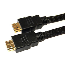 19pin Male to Male V1.4 HDMI Cable 4k
