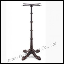 Classical Black Cast Iron High Table Base (SP-MTL109)