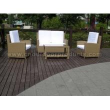 Патио ротанга диван наборы