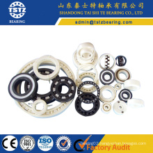 Full Ceramic Silicon Nitride Si3N4 Miniature ceramic ball bearing 636