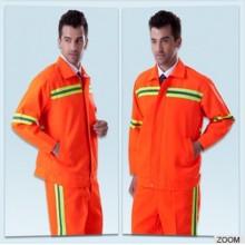 2016 Hot Sell novo design de segurança laranja Worksuit