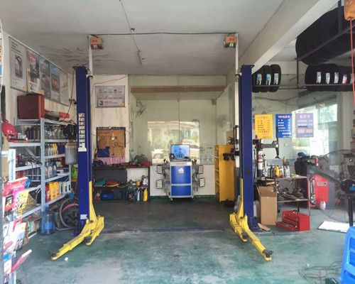 2 Posts Lift Wheel Alignment