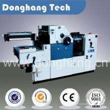 Zusammentragen und Nummerierung Offset-Druckmaschine