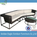 Half Round Sofa Rattan Outdoor Sofa
