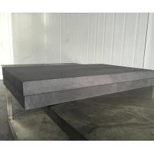 Bloco de placa de grafite de carbono